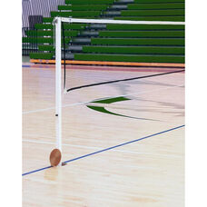 Competition Badminton System with Net