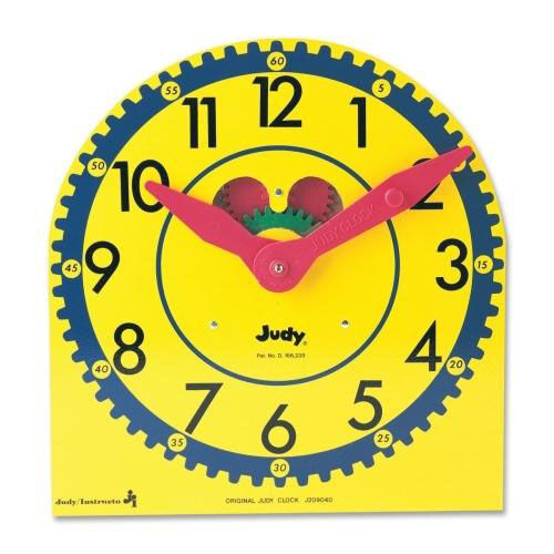 Our Carson-Dellosa Publishing Judy Clock - Original - Multiple Colors is on sale now.