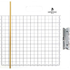 Heritage Gridded Sketch Board - 18.5
