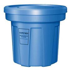 22 Gallon Cobra Food Grade/General Use Trash Can - Blue