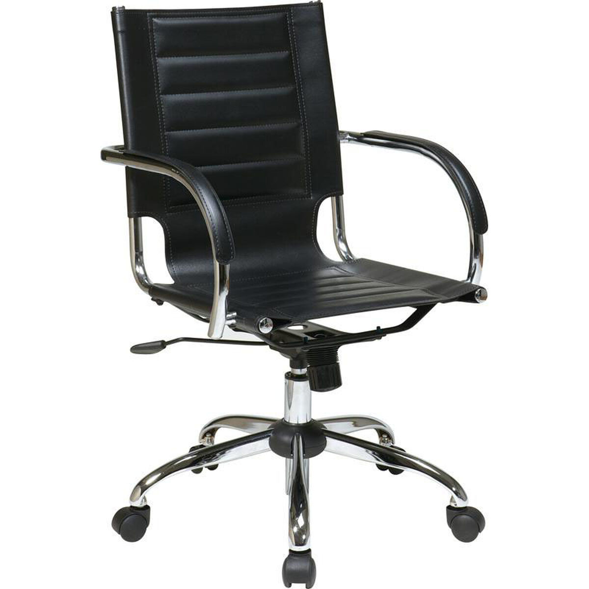 Ave Six Trinidad Office Chair Tnd941a Bk Bizchair Com