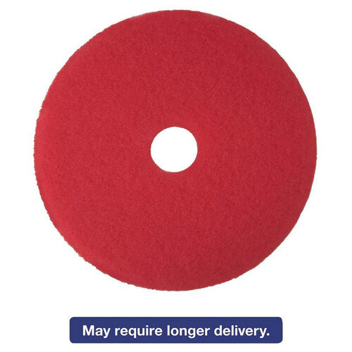 Our 3M Red Buffer Floor Pads 5100 - Low-Speed - 19