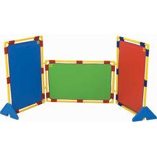Rectangular Rainbow Playpanel Set - 31