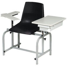 Standard Height Blood Chair with Adjustable 26