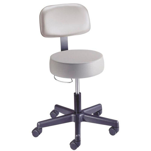 Our Value Plus Series - Pneumatic Exam Stool with Back is on sale now.