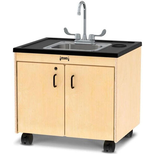 Our Clean Hands Helper Mobile Hand Washing Station with 26