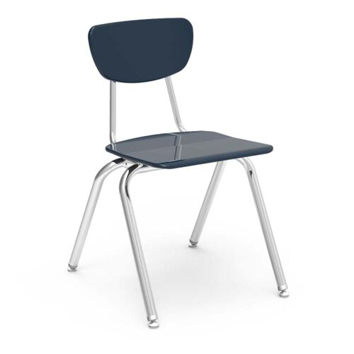Our Quick Ship 3000 Series Hard Plastic Stack Chair with 18