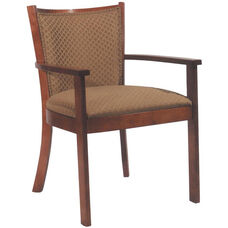 2800 Side Chair with Upholstered Back and Seat - Grade 1