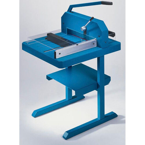 Our DAHLE Stand for 842 and 846 Professional Stack Cutters is on sale now.