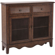 Inspired by Bassett Lambert Storage Console - Antique Java