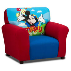 Kids Disney Mickey Mouse Club Chair