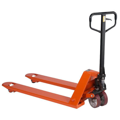 Our CPII Lowboy Pallet Truck is on sale now.