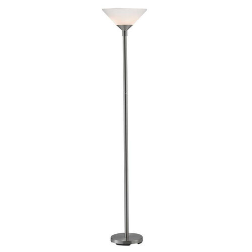 Our Aries Floor Lamp - Satin Steel is on sale now.