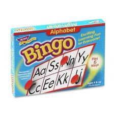 Trend Enterprises Alphabet Bingo - For Ages 4 And Up