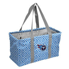 Tennessee Titans Team Logo Double Diamond Picnic Carry All Caddy