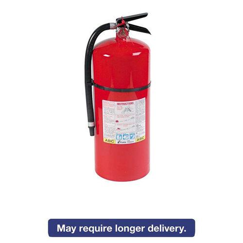 Our Kidde ProLine Pro 20 MP Fire Extinguisher - 6-A:80-B:C - 195psi - 21.6h x 7 dia - 18lb is on sale now.