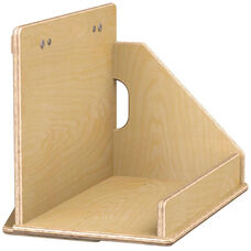 Apollo Computer Desks - Endeavour Open Cup Booth