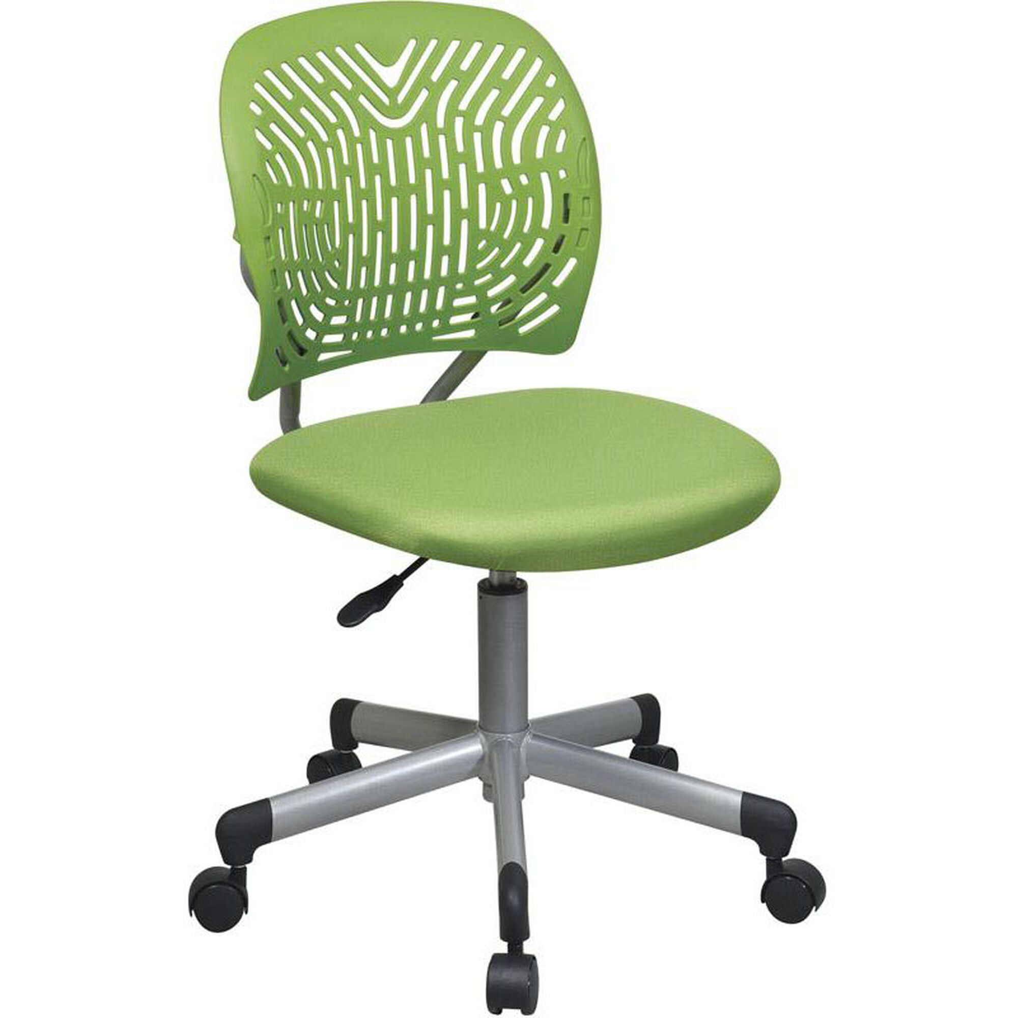 Office star products osp designs designer mesh seat for Chair height design