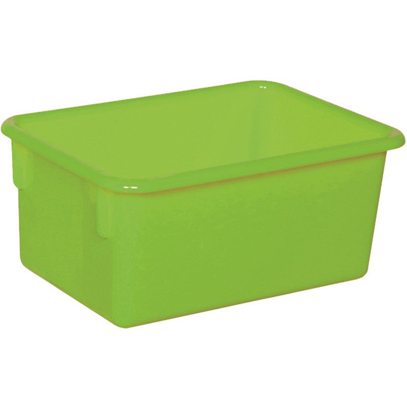 ... Our 4 Sided Wooden Mobile Cubby Spinner With 20 Lime Green Plastic  Trays   22