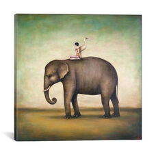 Eternal Companions by Duy Huynh Gallery Wrapped Canvas Artwork