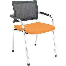 Strata Guest Chair on Glides