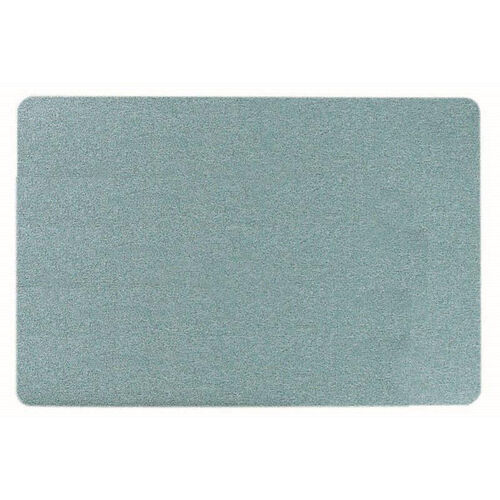 Our Ritz Deco Series Radius Blue Fabric Wrapped Bulletin Board - 36