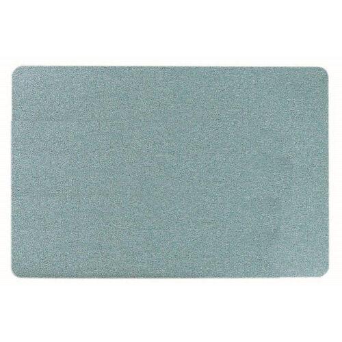 Our Ritz Deco Series Radius Blue Fabric Wrapped Bulletin Board - 36