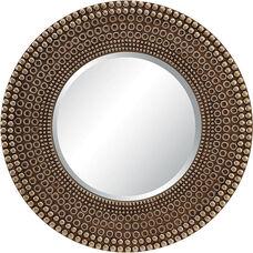 OSP Designs Lyon Wall Mirror - Antique Bronze