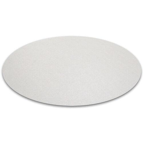 Our Cleartex Polycarbonate Circular General Purpose Mats for Hard Floors - Diameter 24