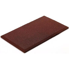 Rubberific Beveled Edge Swing Mat - Redwood - 54