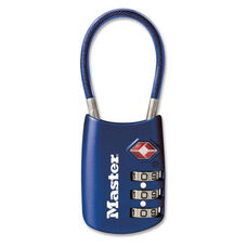 Master Lock Company TSA-accepted Cable Lock