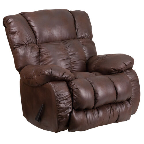 Our Contemporary Breathable Comfort Padre Espresso Fabric Rocker Recliner is on sale now.