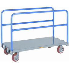 Sheet and Panel Steel Truck with Adjustable Uprights - 24