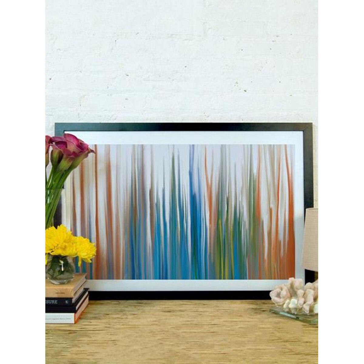 Wall Art Hardwood Frame Ffc28 1pfa 24x16 Fm01 Bizchaircom