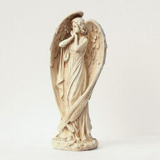 Tranquil Angel with Wings 16.9