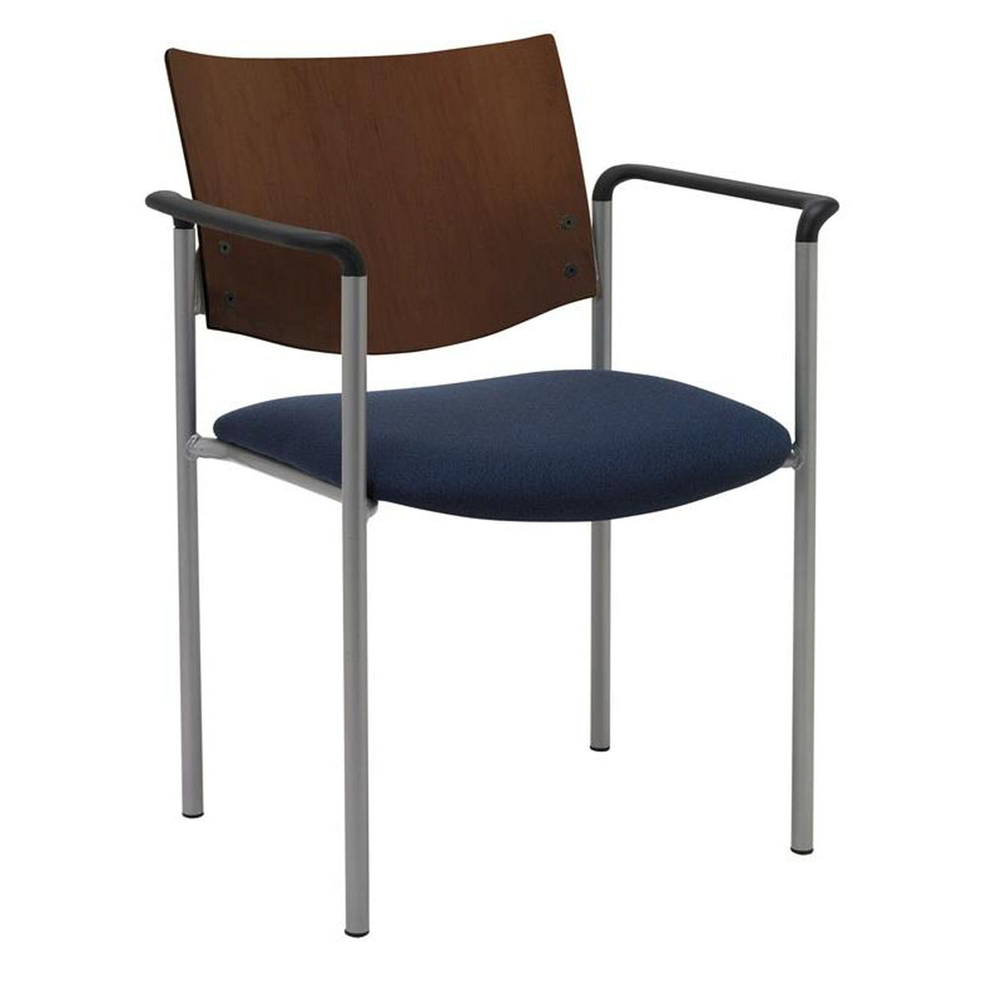 Kfi Seating 1300 Series Stacking Guest Armchair With