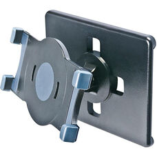 Universal Tablet Magnetic Wall Mount with Arm - Black