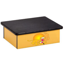 Lion Cubs Pediatric Step Stool