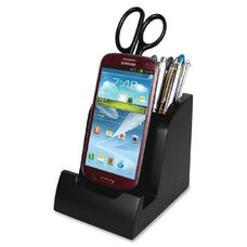 Victor Technology Smart Charge Pencil Cup Micro Usb Dock