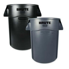 Rubbermaid Commercial Products Brute 44 Gallon Waste Containers - 24