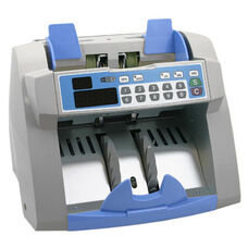 85 UV/UM Ultra Heavy-Duty Currency Counter with UV and Magnetic CF Detection