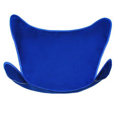 Butterfly Chair Replacement Cover - Royal Blue