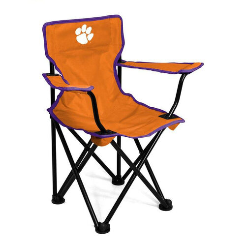 Our Clemson University Team Logo Toddler Chair is on sale now.