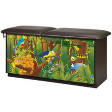 Rainforest 4 Door Table