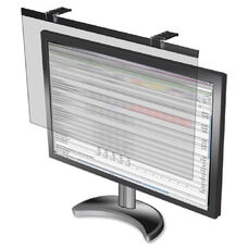 Business Source Privacy Screen Filter Black - 24