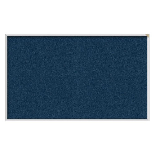 Our PremaTak Washable Vinyl Surface Bulletin Board - Navy - 36