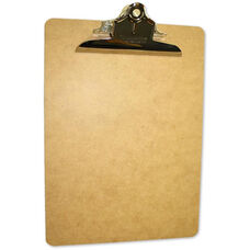 9.5''W x 12.5''H Magnetic Clipboard