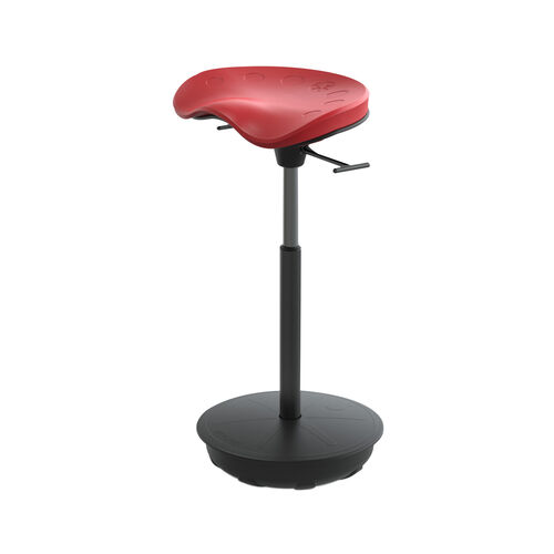Our Focal™ Pivot Seat with Tri Flex Seat Cushion - Red is on sale now.