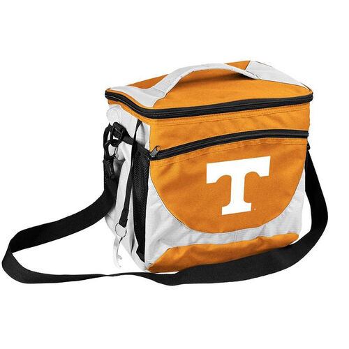 University of Tennessee Team Logo 24 Can Cooler