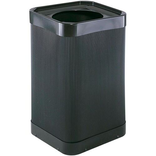 Our At-Your-Disposal® Square Moisture Resistant Trash Receptacle with 12